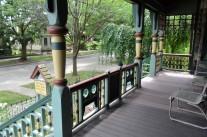 Front Porch, Stone Gables